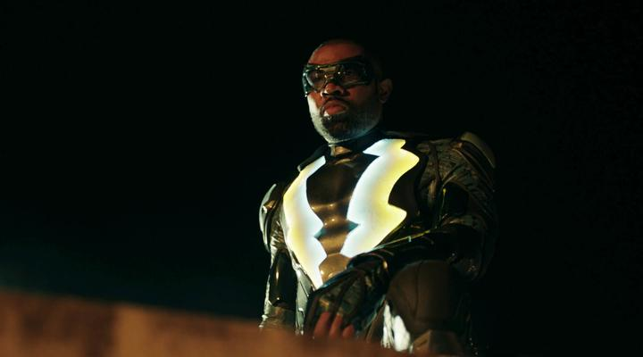 Black Lightning book of burial review Black lightning