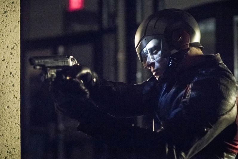 Arrow we fall review Spartan