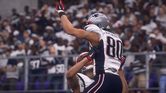 madden nfl 18 predicts patriots Super Bowl win