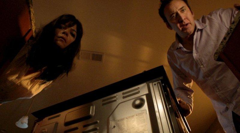 Mom and Dad movie review - Selma Blair and Nicolas Cage