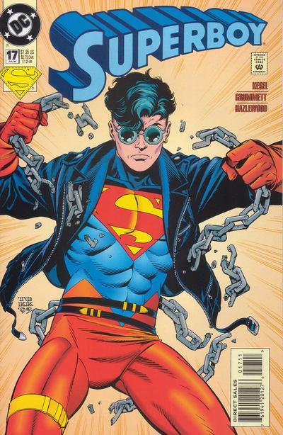 Superboy 90s