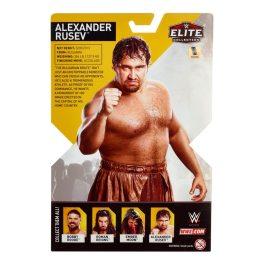 WWE NXT TakeOver Alexander Rusev package rear