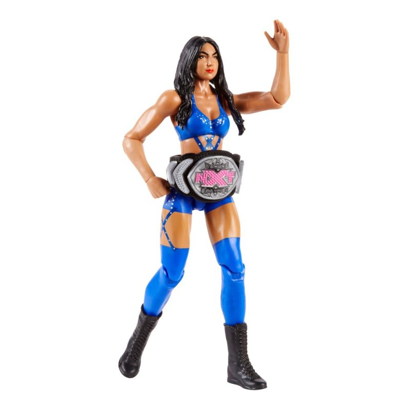 WWE NXT TakeOver Billie Kay Figure side