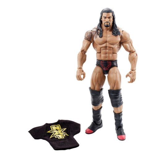 WWE NXT TakeOver Roman Reigns front
