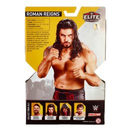 WWE NXT TakeOver Roman Reigns package rear