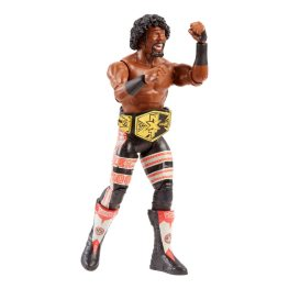 WWE NXT TakeOver Xavier Woods Figure side