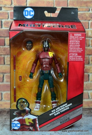 dc multiverse duke thomas figure review - package front-001