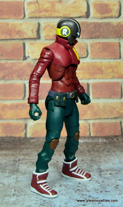 dc multiverse duke thomas figure review - right side