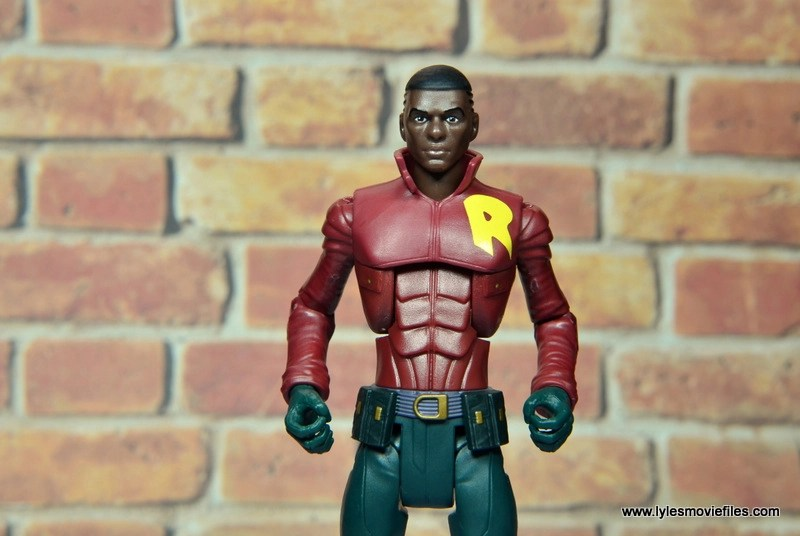 dc multiverse duke thomas figure review - without helmet main pic