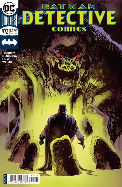 detective comics #972 cover