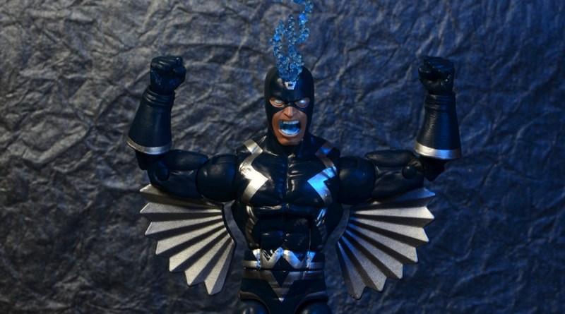 marvel legends black bolt figure review -main pic