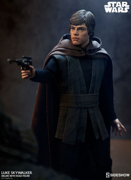 star-wars-luke-skywalker-sixth-scale-figure-sideshow-aiming blaster