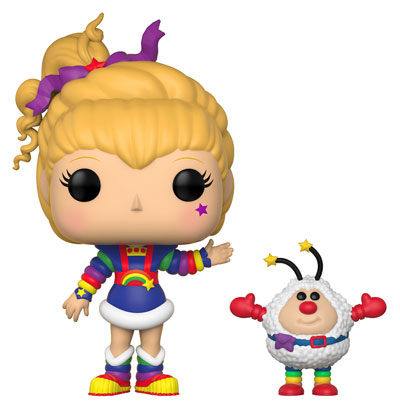 funko pop rainbow brite figure