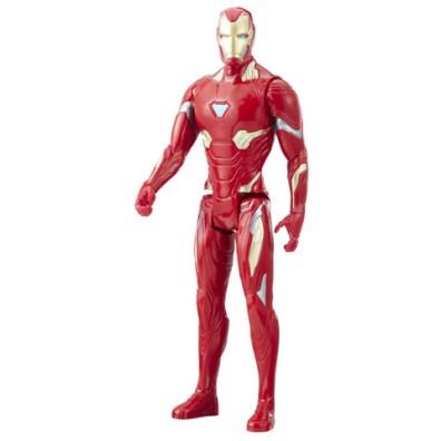 MARVEL AVENGERS INFINITY WAR TITAN HERO 12-INCH Figures (Iron Man) - oop