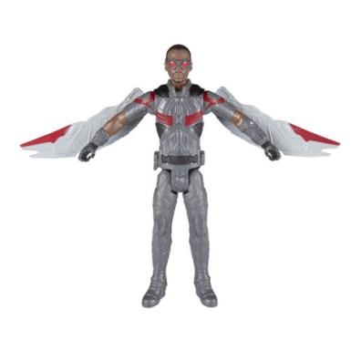 MARVEL AVENGERS INFINITY WAR TITAN HERO 12-INCH Figures (Marvel's Falcon) - oop
