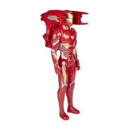 MARVEL AVENGERS INFINITY WAR TITAN HERO 12-INCH POWER FX Figures (Iron Man) - oop2