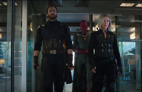 Marvel Studios' Avengers Infinity War - Super Bowl 52 trailer