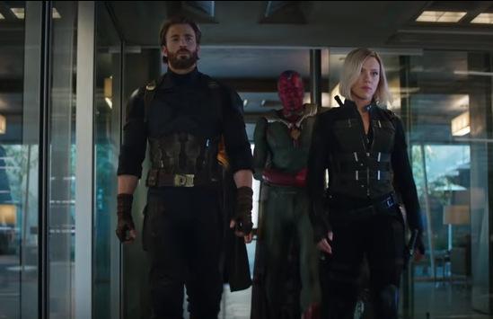 Marvel Studios' Avengers Infinity War - Super Bowl 52 trailer