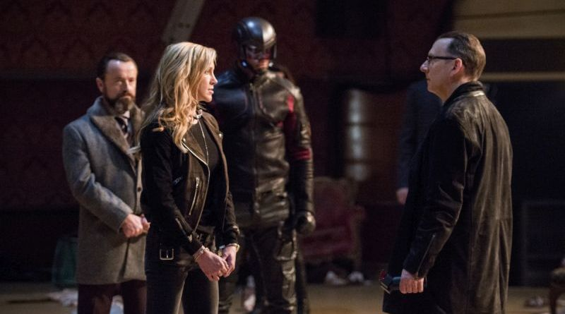 arrow the devil's greatest - anatoly, black siren, spartan and cayden james