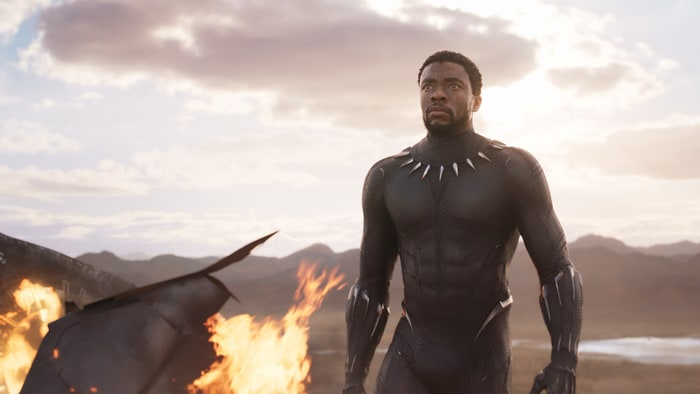 black panther $108 million