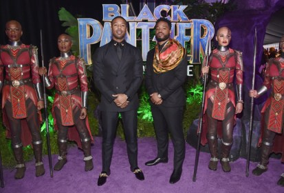 black-panther-world-premiere-dora-milaje-michael-b-jordan-and-ryan-coogler