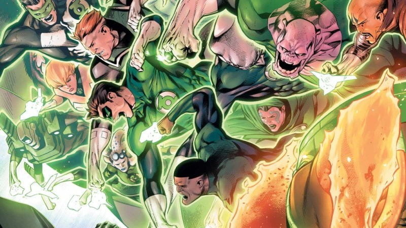 hal jordan and the green lantern corps 39