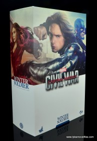hot toys the winter soldier civil war figure review -package right side
