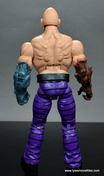 marvel legends absorbing man figure review -rear