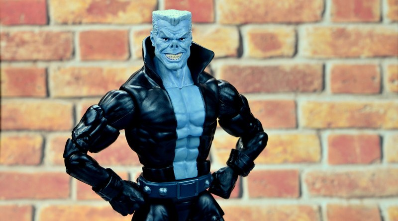marvel legends tombstone figure review -main pic