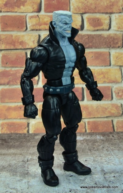 marvel legends tombstone figure review -right side