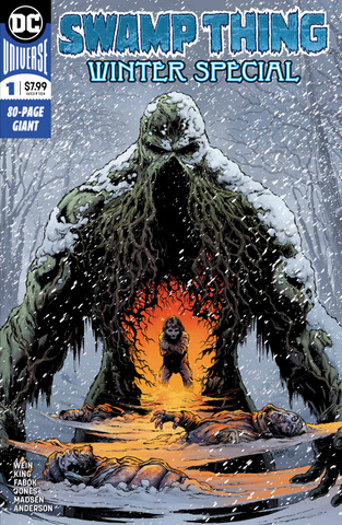 swamp thing the winter special #1