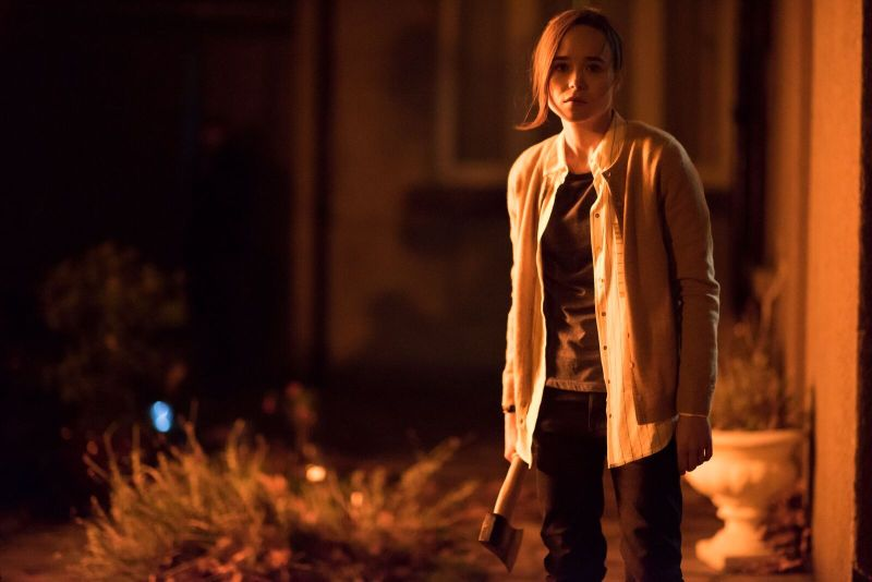 the cured movie review - ellen page as abbie
