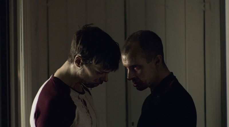 the cured movie review - senan and conor