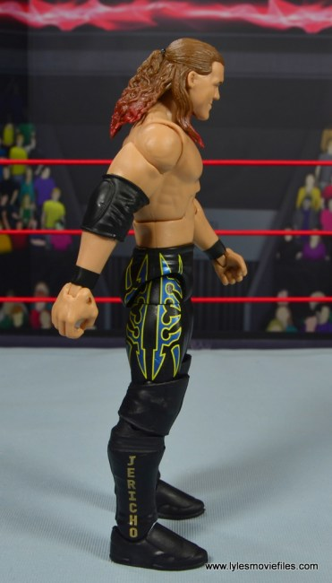 wwe defining moments chris jericho figure review - righgt side