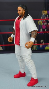 wwe elite 54 the usos jimmy and jey usos figure review - jimmy uso vest left side