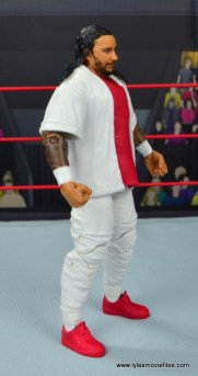 wwe elite 54 the usos jimmy and jey usos figure review - jimmy uso vest right side