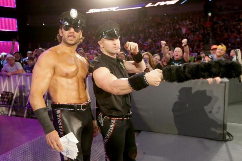 New leaked WWE Elite 59-61 lineups show more Hardy Boyz, Breezango coming