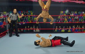 wwe elite chris jericho the list exclusive figue review -lionsault to samoa joe