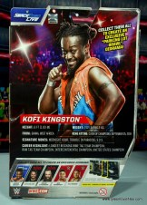 wwe elite kofi kingston figure review -package rear