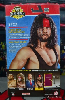 wwe elite syxx figure review - package rear