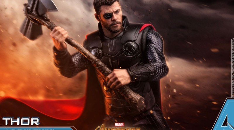 Hot Toys Avengers Infinity War Thor figure Main pic