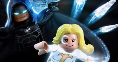 LEGO Marvel Super Heroes 2 Cloak and Dagger