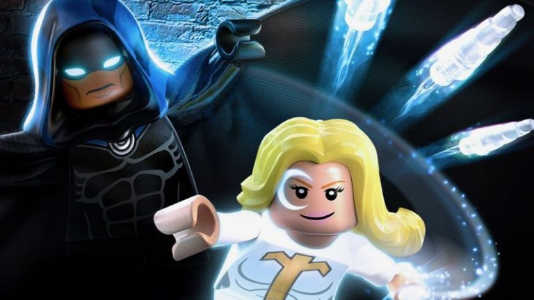 LEGO Marvel Super Heroes 2 Cloak and Dagger
