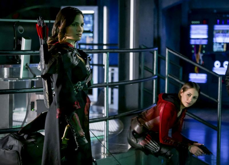 arrow-the-thanatos-guild-nyssa and thea