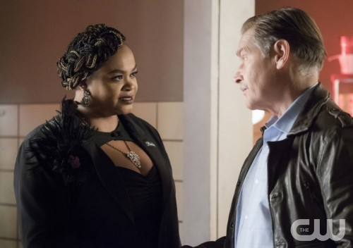 black-lightning-three sevens the book of thunder review - lady eve and gambi