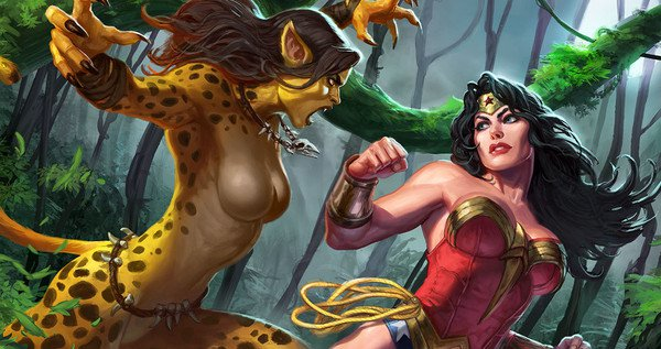 episode 19 cheetah vs wonder woman