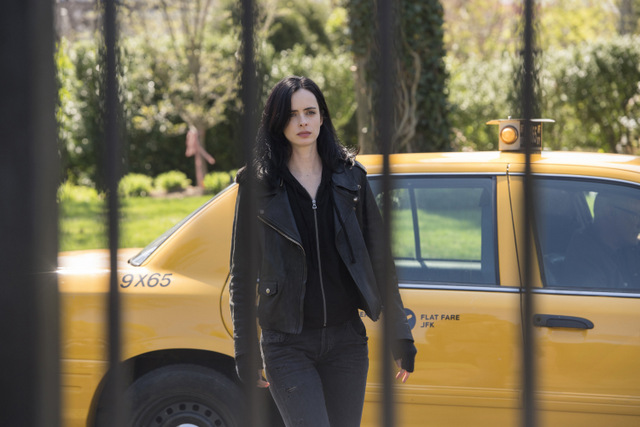 jessica jones aka freak accident - jessica