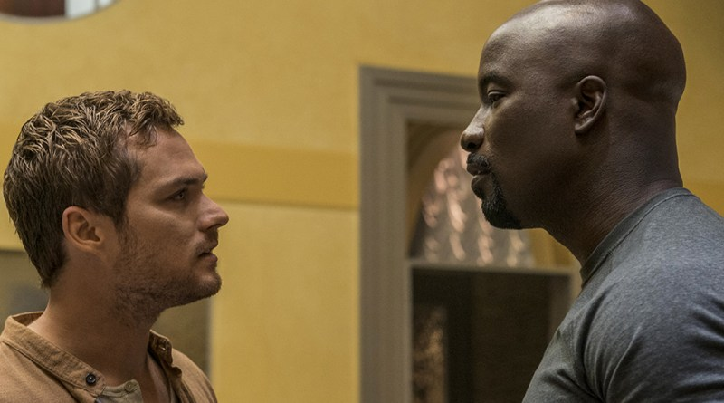 luke cage season 2 iron fist and luke cage