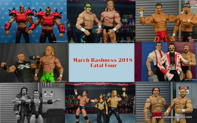 march bashness 2018 fatal four