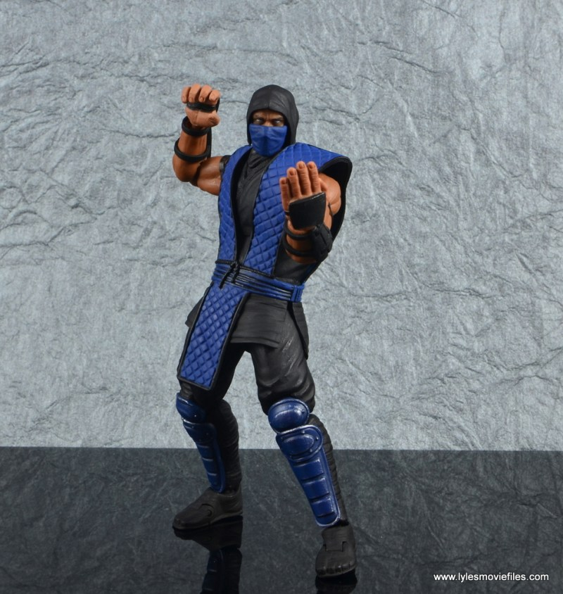 storm collectibles mortal kombat sub-zero figure review - come get some